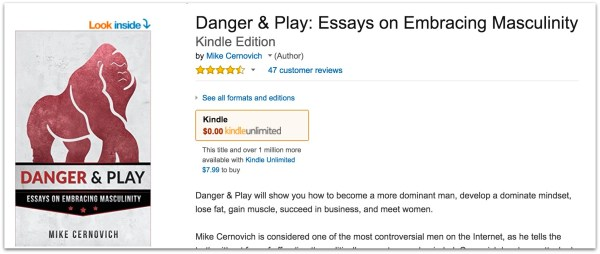Danger and Play by Mike Cernovich.04 PM
