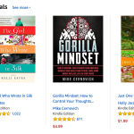 Kindle Daily Deal – How Many Books Does it Sell?