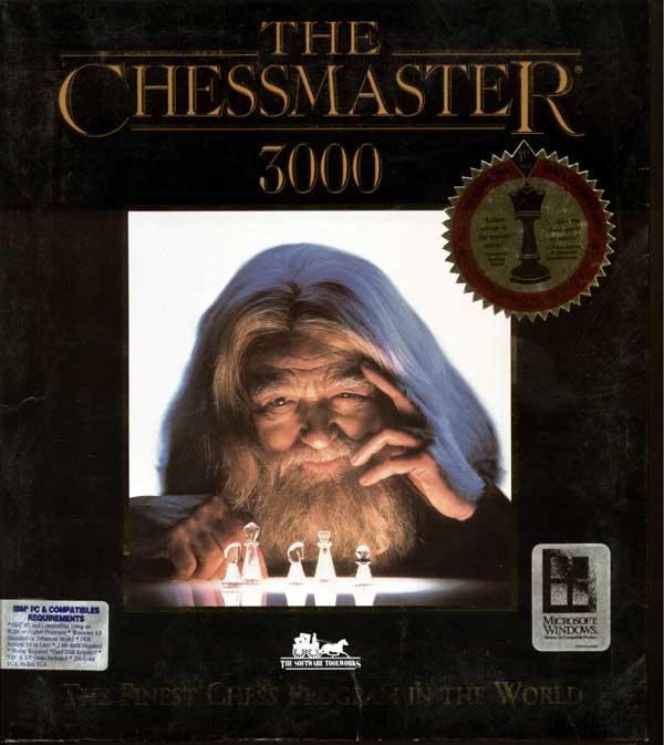 Chessmaster 3000 (Front)