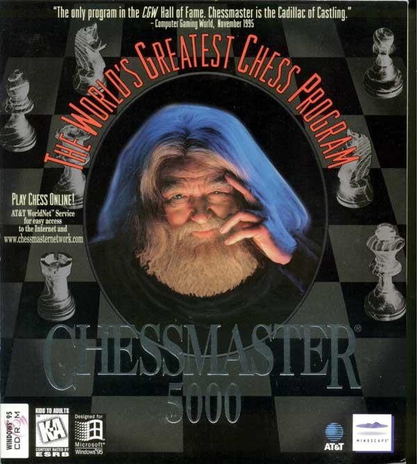 Chessmaster 5000 (Front)