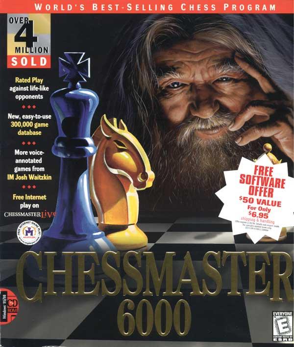 Chessmaster 6000 (Front)