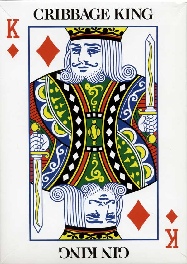 Cribbage King (Front)