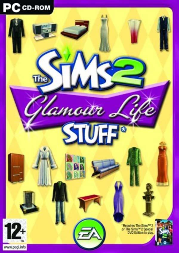 Sims 2 Glamour Life Stuff