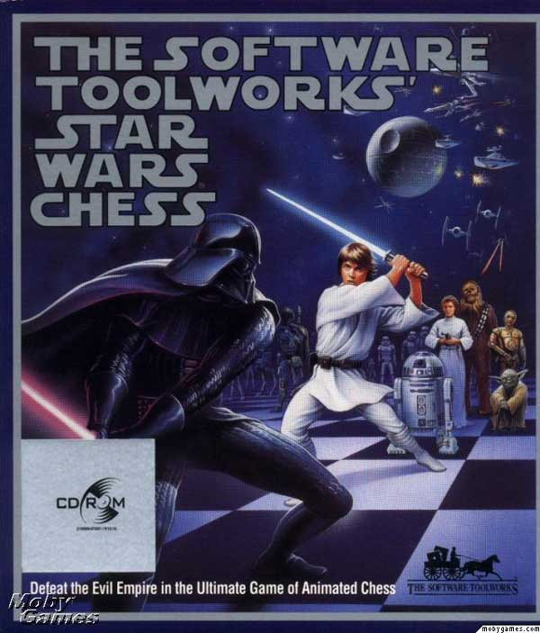 Star Wars Chess (Front)