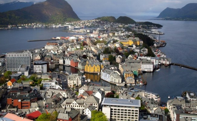 All You Need To Know About Visiting Alesund Norway