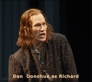 Dan  Donohue as Richard III