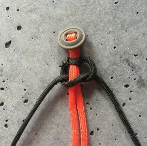 Paracord Bracelet Instructions - Step 5