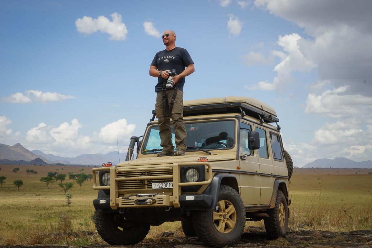 DRB Adventure Mobiles - Mercedes G Wagon   Danger Ranger Bear
