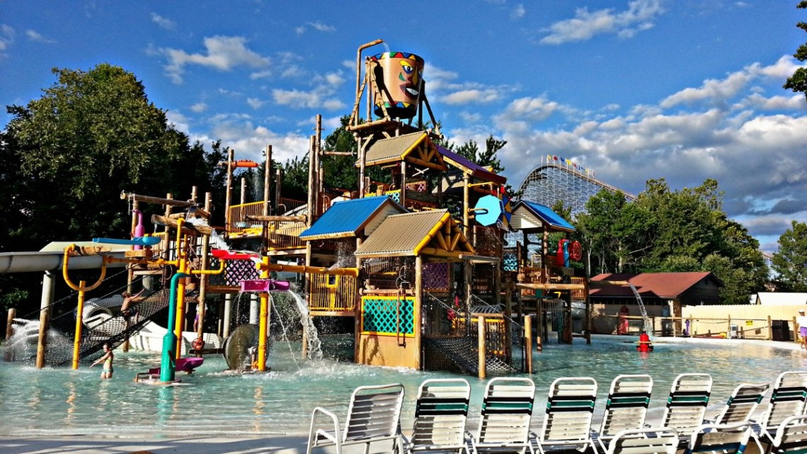 Splashin Safari - Santa Claus Indiana