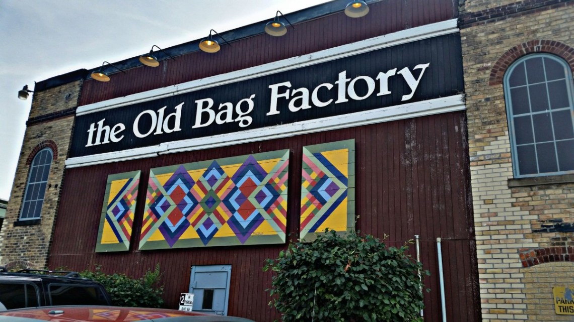 The Old Bag Factory in Goshen