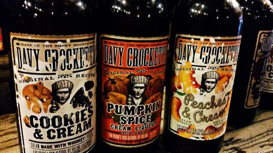 Davy Crocketts Whiskey