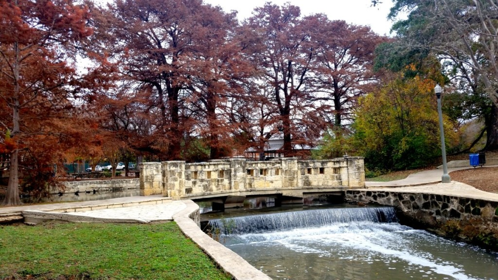 Brackenridge Park in San Antonio