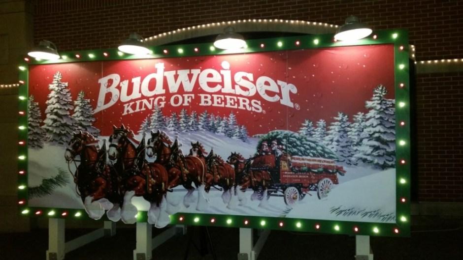 Busch Lights Brewery Anheuser