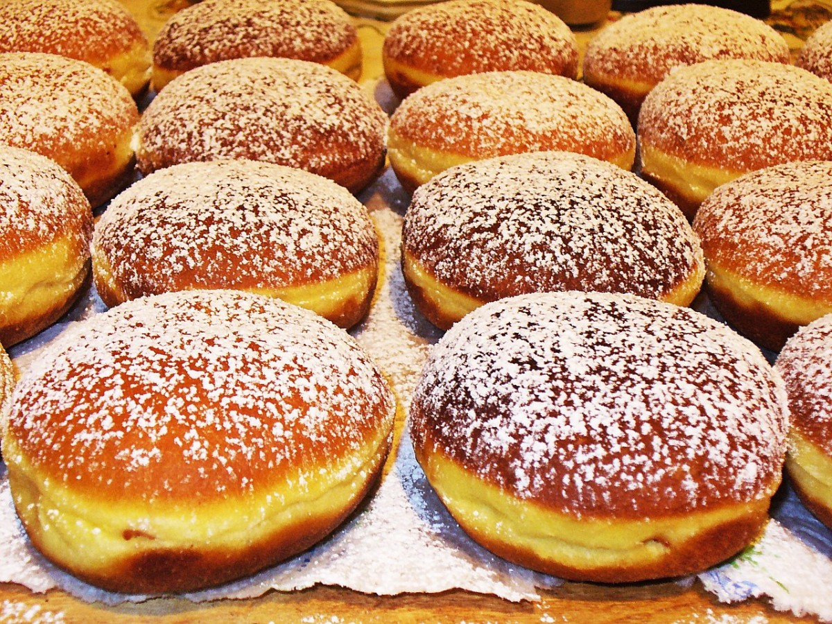 Fat Tuesday in Chicago: Paczki Time