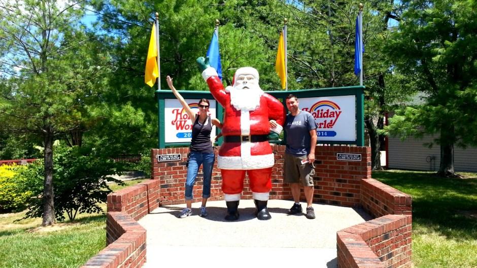 Santa Claus, Indiana Holiday World