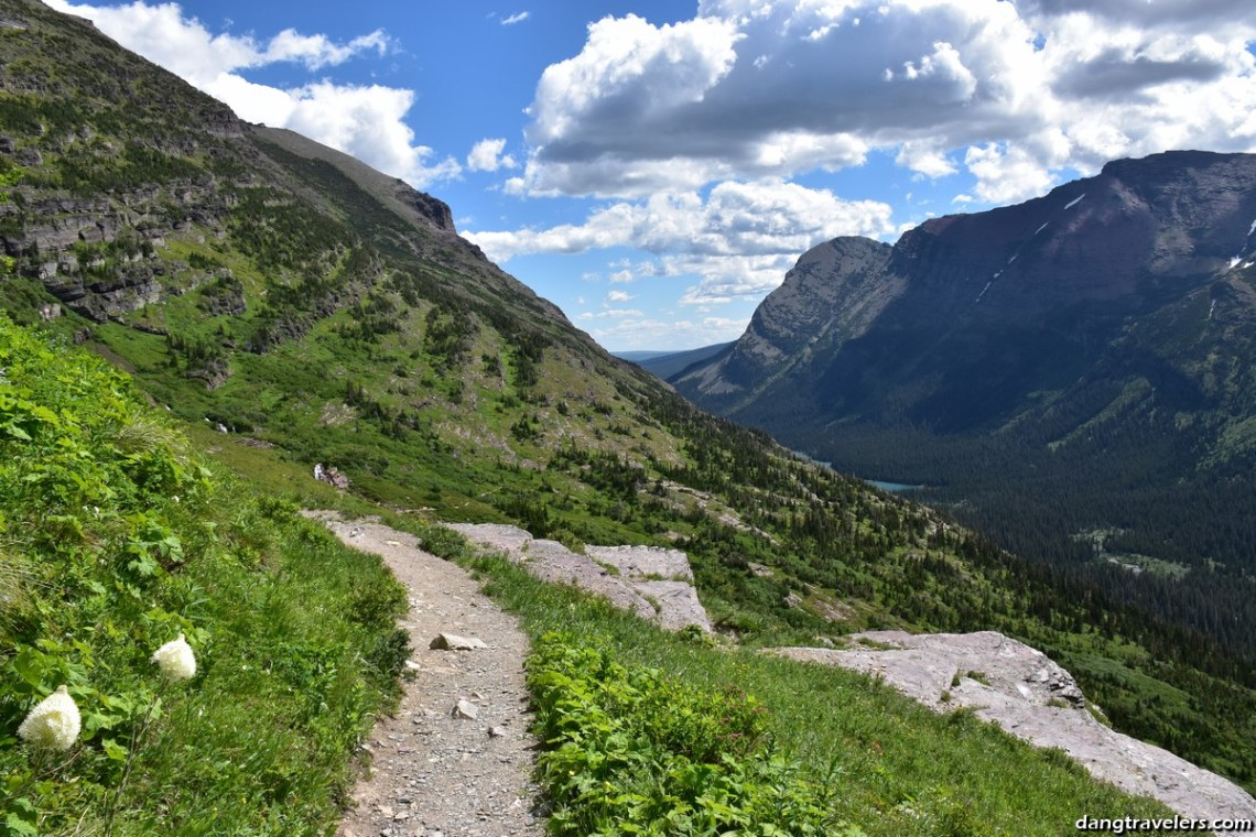 Grinnell Glacier Trail 17
