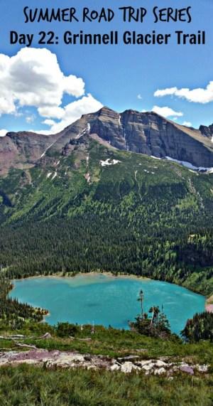 Grinnell Glacier Trail Pin