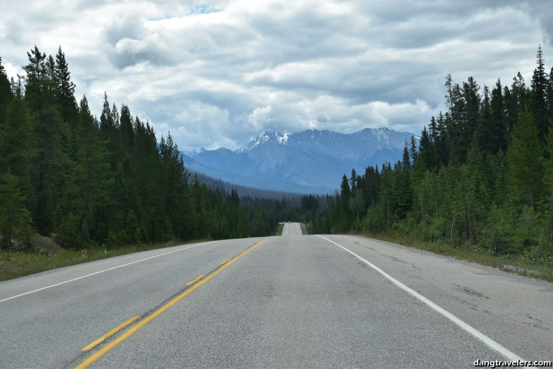 Side Trip from Banff National Park