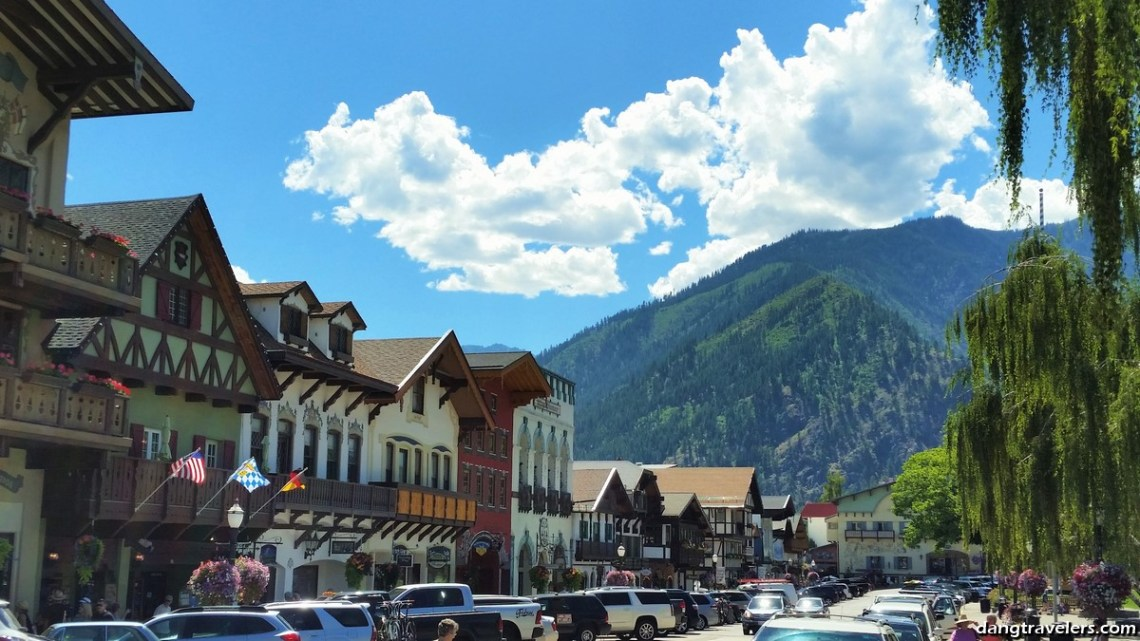 Leavenworth Washington Bavarian Village