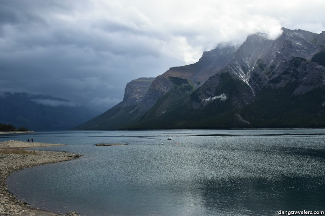 Minnewanka Loop Banff (2)