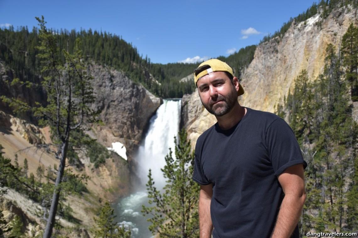Yellowstone Canyon 5