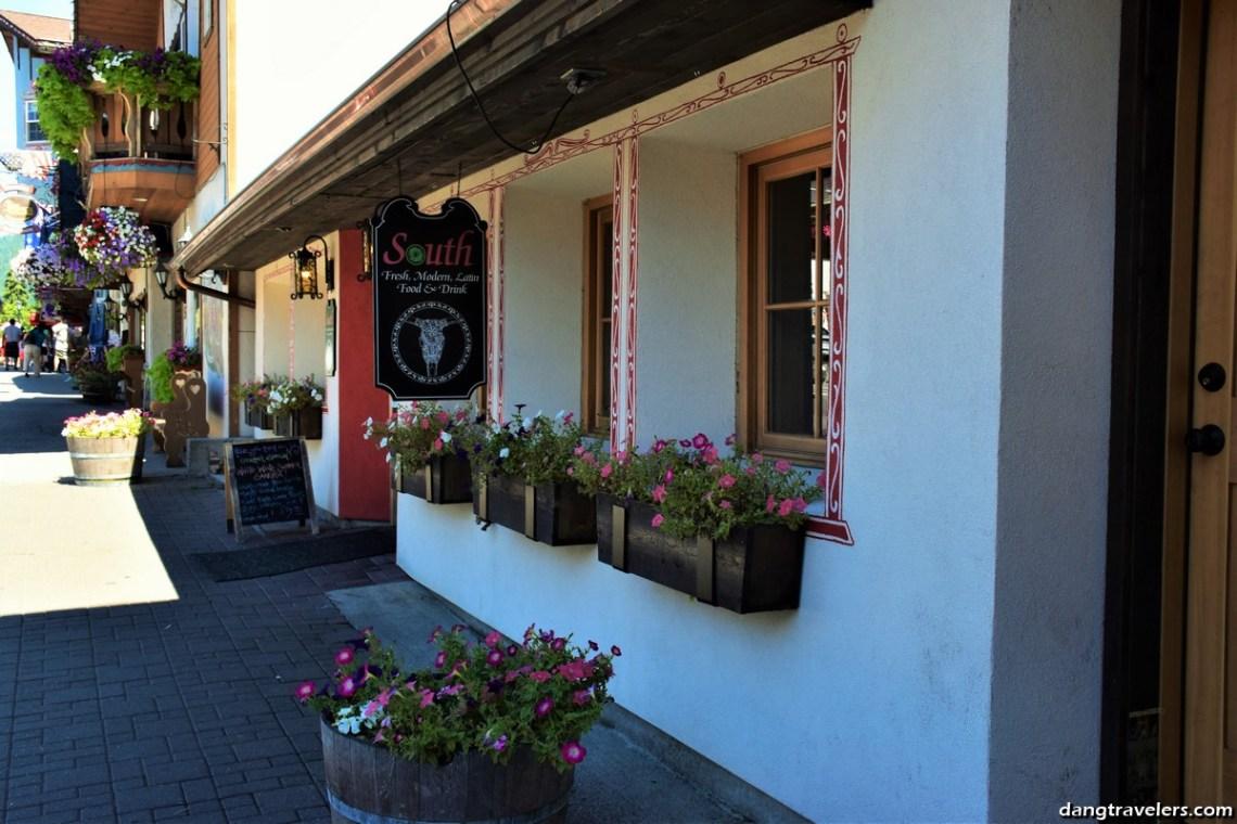 SOUTH Restaurant Leavenworth