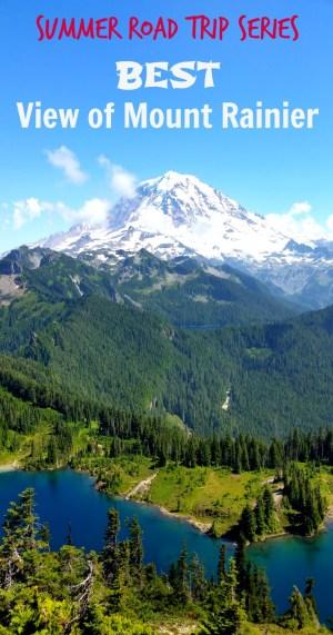 Tolmie Peak Trail Pin
