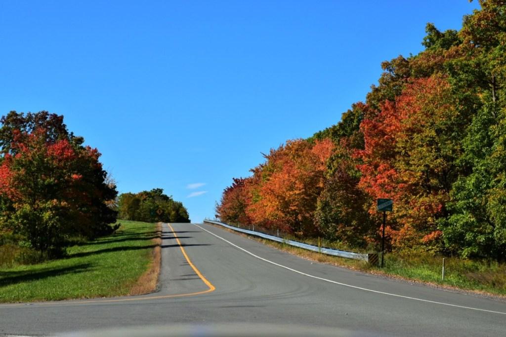 Fall Foliage Pocono Mountains