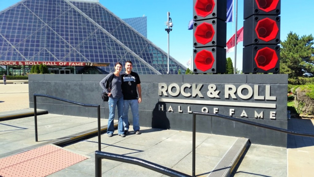 Rock and Roll Hall of Fame Experience