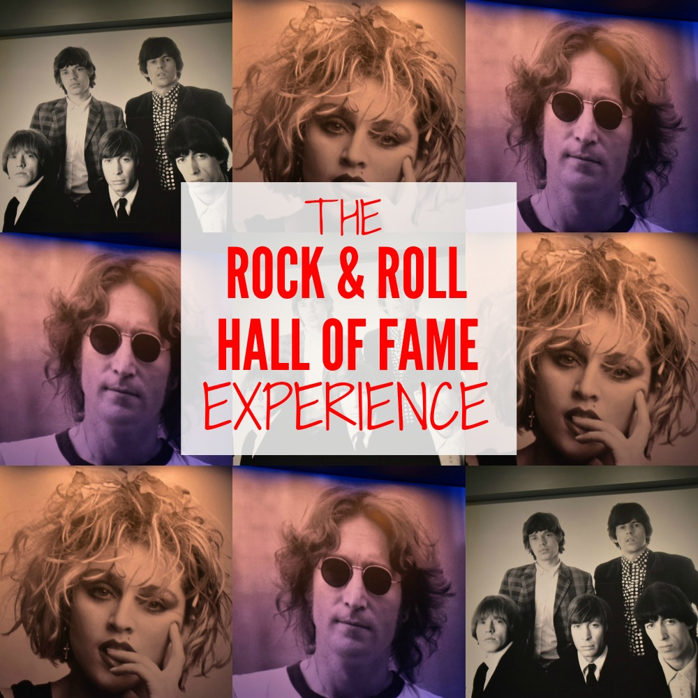 The Rock and Roll Hall of Fame Experience