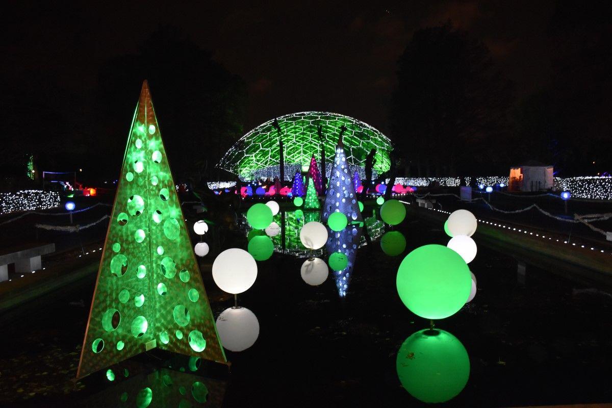 Attractive Christmas In St. Louis Garden Glow U2013 Missouri Botanical Garden