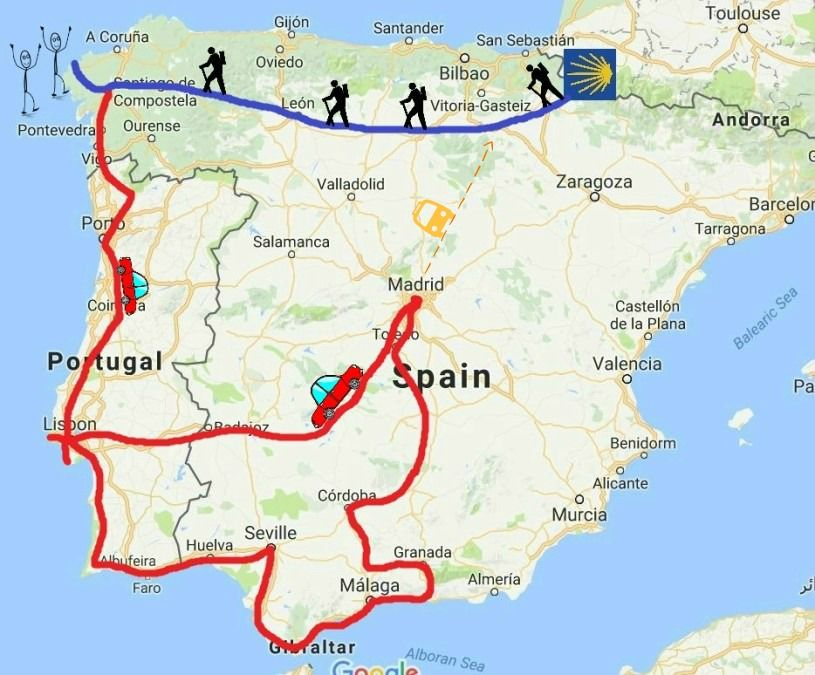 Spain and Portugal Itinerary | A 90 Day Unforgettable Adventure