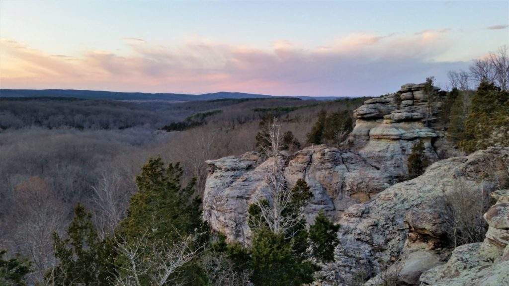 Exploring Shawnee National Forest In A Weekend Dang Travelers