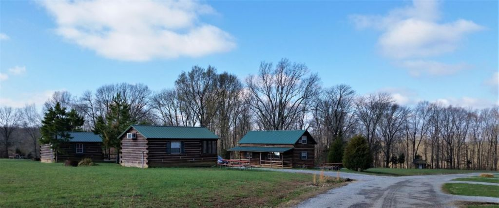 Shawnee National Forest Cabins