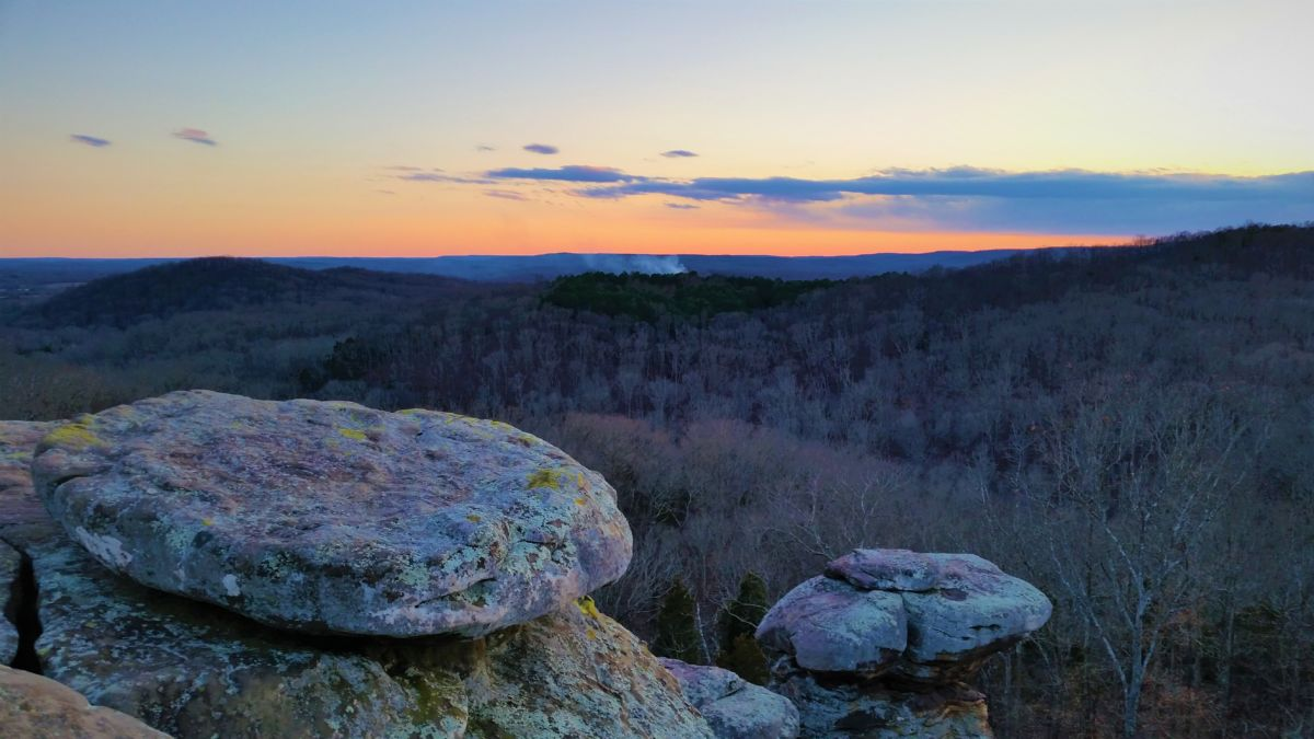 Exploring Shawnee National Forest in a Weekend