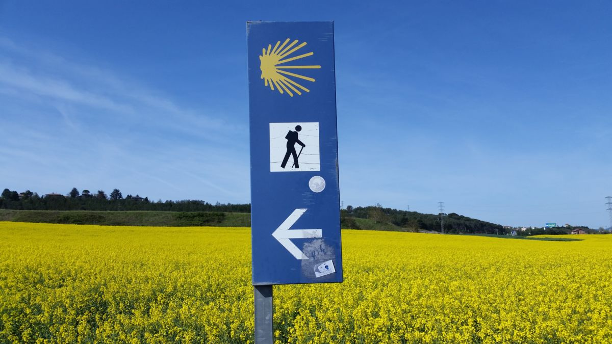 Walking the Camino Francés: Pamplona to Cirauqui