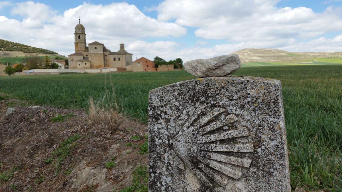 Walking the Camino Francés: Burgos to Boadilla del Camino