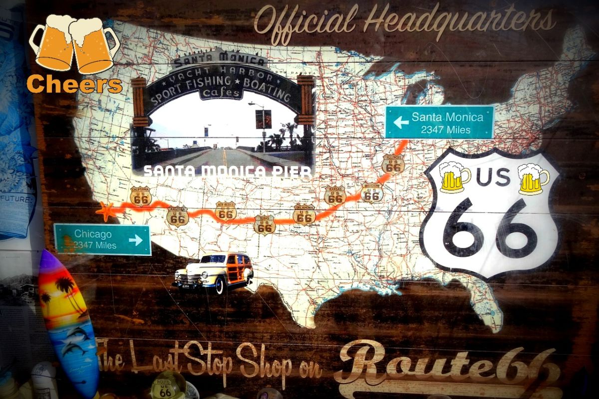The AllAmerican Route 66 Brewery Road Trip Dang Travelers