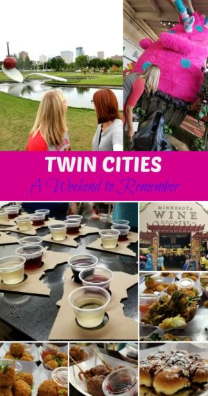 Looking for something to do in the Twin Cities on your weekend getaway? We've got it!