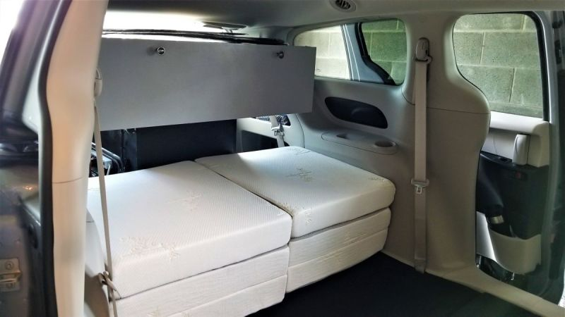 Are you turning your truck or van into a camper? Your first priority should be comfortable sleeping arrangements. Here is the perfect van camping mattress!