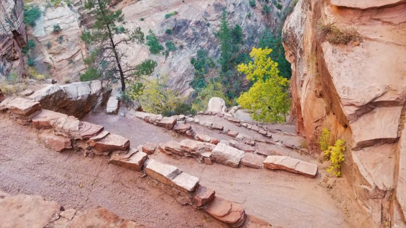 Trying to decide whether or not to hike Angels Landing in Zion National Park? Here's my experience and the ultimate guide on all you need to know about the hike.