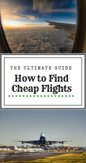 Typically, the most expensive part of planning a trip is the flight. Finding the cheapest ticket can get frustrating and tiresome. Not a feeling you should experience when preparing for an exciting adventure! Here are our top travel tips for how to find cheap flights to save you time, annoyance and money.