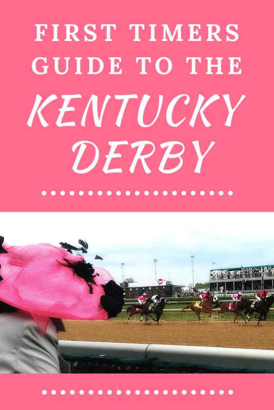 Kentucky Derby Tips: A Day at Churchill Downs - Dang Travelers
