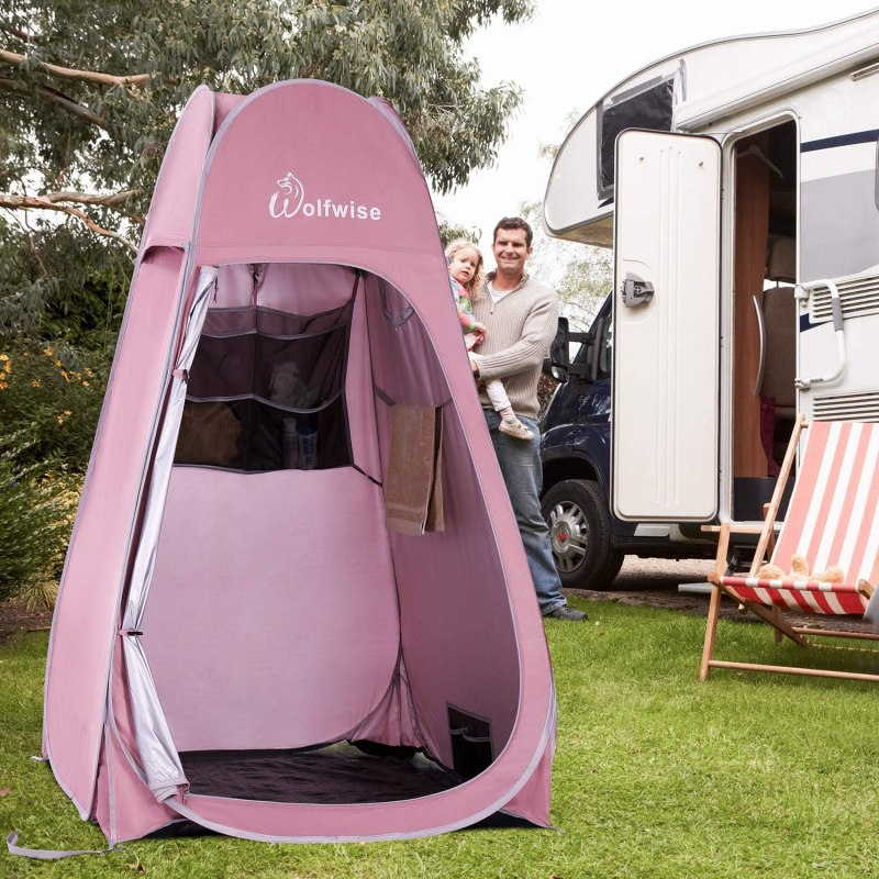 The Best Toilet Tent And Portable Toilet For Privacy And Comfort Dang Travelers