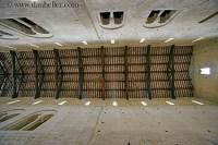 Wood Beam Ceiling