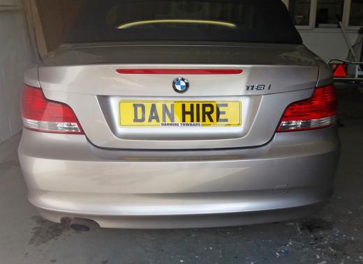 BMW One Series