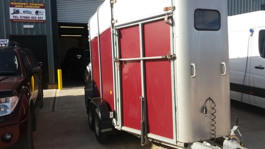 ANOTHER HORSE BOX SERVICE