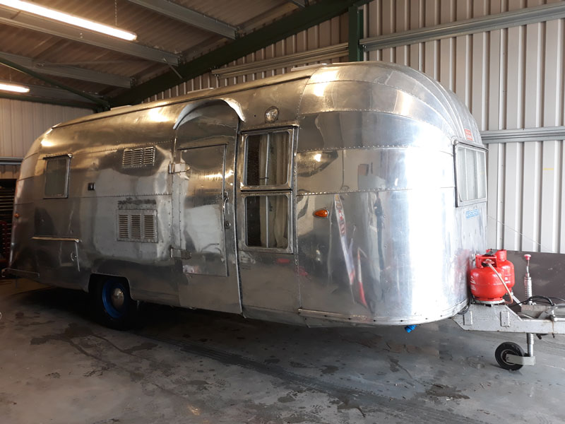 Classic AIRSTREAM trailer