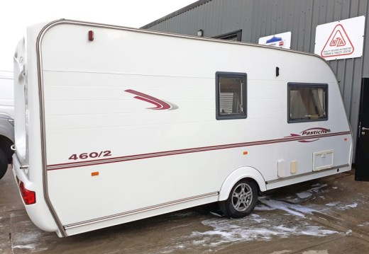 SUPER EXTERIOR VALET for your CARAVAN / MOTORHOME