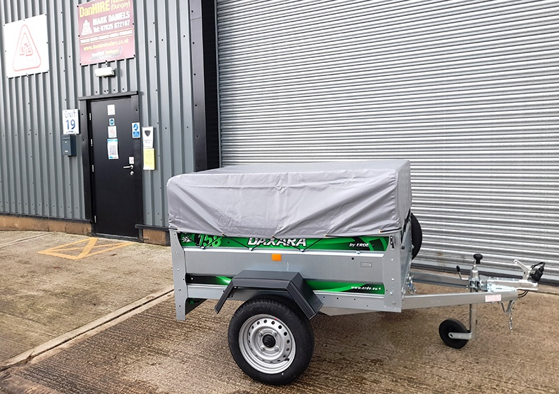 New Daxara 158 SOLD waiting delivery to customer